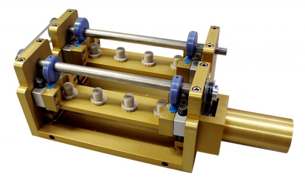 Druckbioreaktor gold doppelt