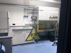 S2 Labor zur Virustestung